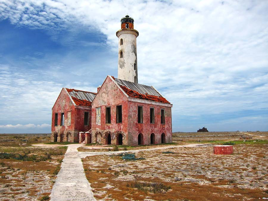 Klein Curacao Lighthouse