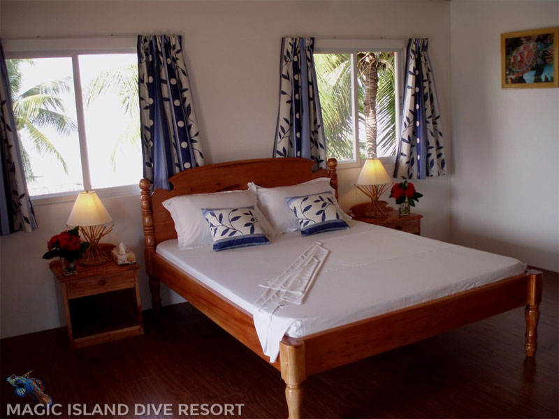 Magic Island Resort Accommodation