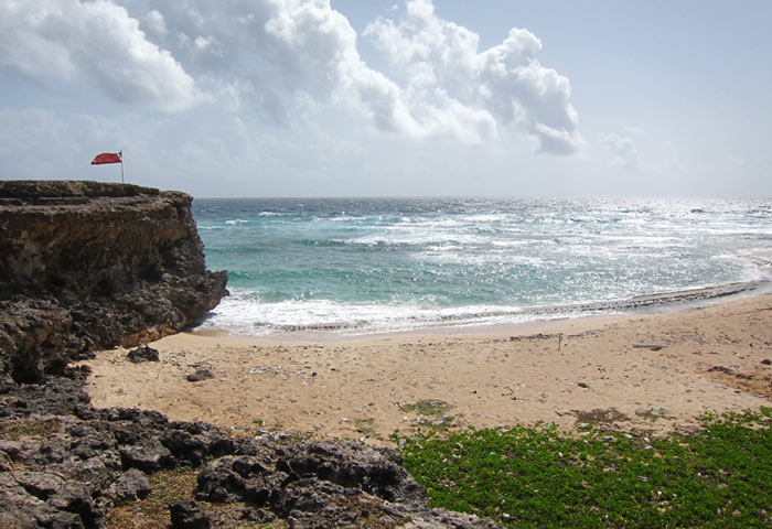 Rough East Coast Of Aruba