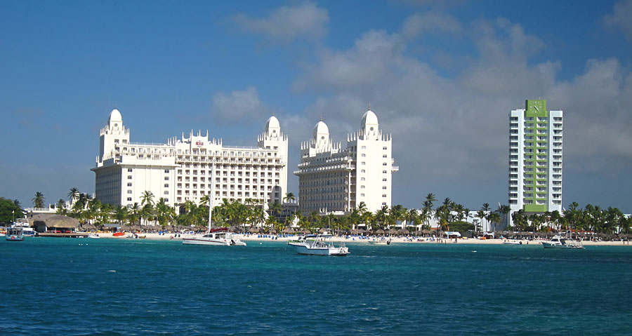 High-Rise Hotels Aruba Snorkeling Accommodations