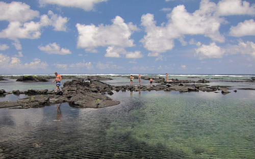 Kapoho Tide Pools Snorkeling Access