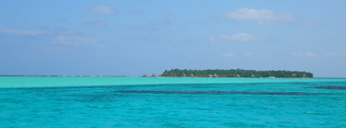 Northeast Caye - Glover's Reef - Belize