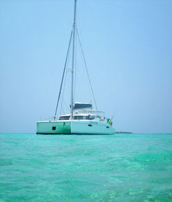 Catamaran - Belize