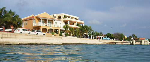 Bonaire Snorkeling Accommodations