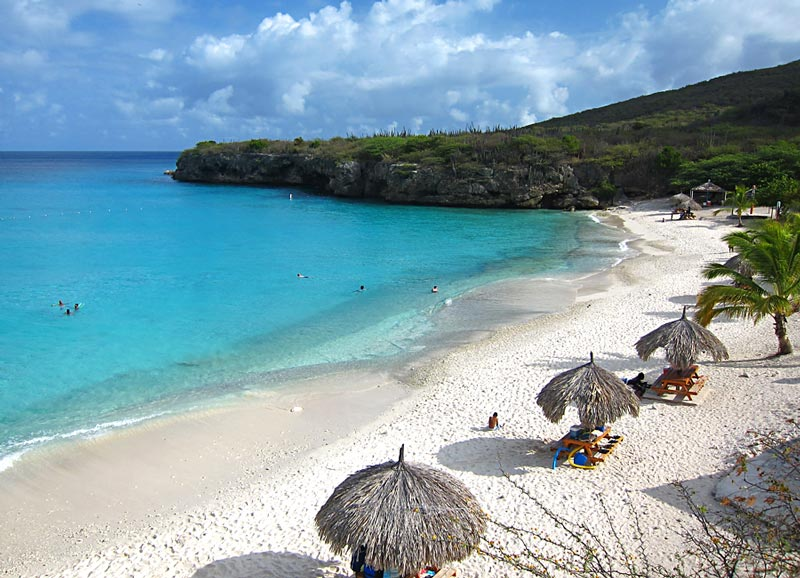 Beautiful Curacao Snorkeling Beach