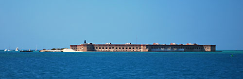 Snorkeling Dry Tortugas Fort Jefferson
