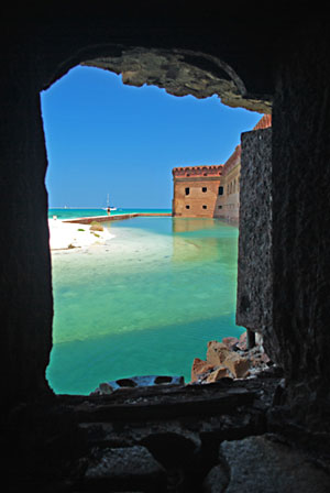 Mudd's cell at Fort Jefferson
