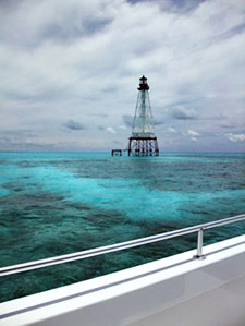 Snorkeling Alligator Reef Lighthouse