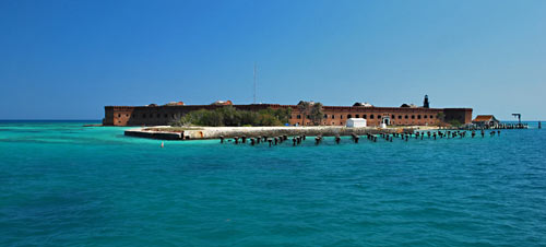 Dry Tortugas National Park - Key West Snorkeling Destination