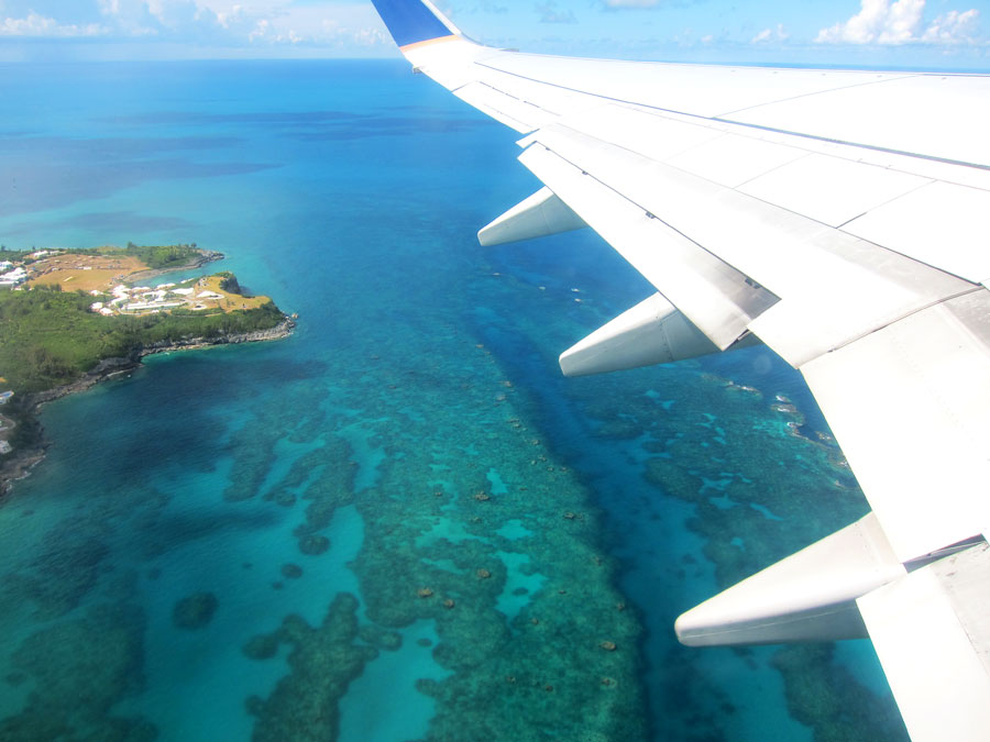The Gorgeous Reef From The Air