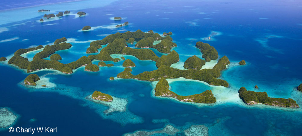 On this Palau snorkeling trip you will circumnavigate the remote island archipelago.
