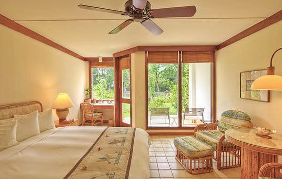 Comfy Pacific Palau Resort Room