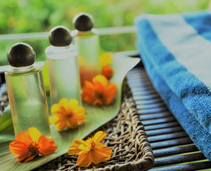You have the option of indulging in a massage or treatment in the spa.