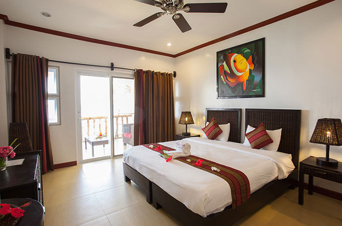 Your Pura Vida Accommodation