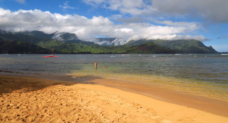 The most beautiful Kauai beaches to snorkel