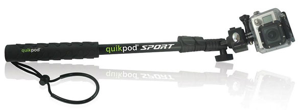 Quickpod Sport Extending Pole for GoPro