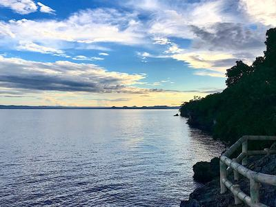 View from Molave Cove Resort