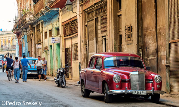 Consider an optional extension to your Cuba trip and explore the unique culture of Havana, Cuba.
