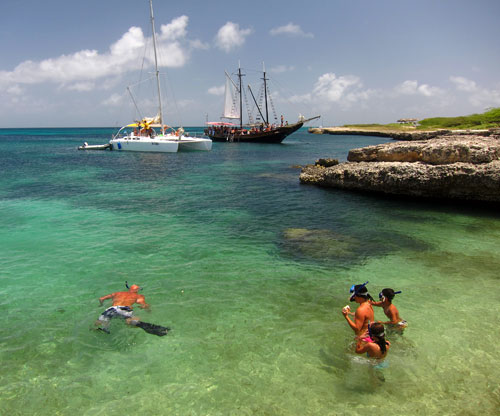 Free Snorkeling Or Paid Boat Tour?