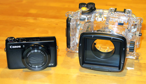 Canon G7X For Snorkeling