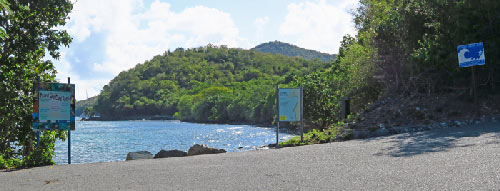 Leinster Bay Trailhead