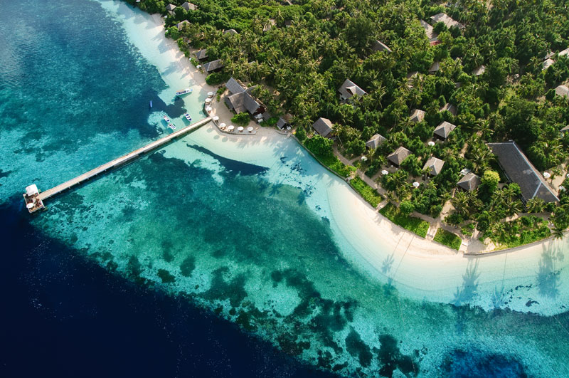 Wakatobi Resort, A Birds-Eye View